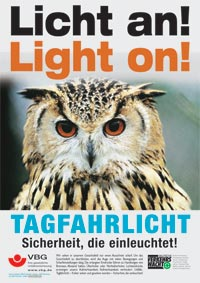 0Grafiken, Logos, Fotos · Licht an! Light on!