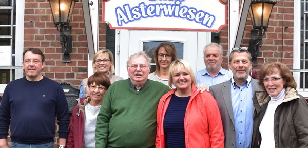 0CDU Norderstedt in Aktion · Presseseminar · 11.11.2018
